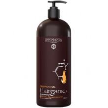 Egomania Hairganic+ Oblepicha Oil Shampoo - Шампунь с маслом облепихи для восстановления поврежденных окрашенных волос 1000мл