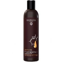 EGOMANIA Hairganic+ Oblepicha Oil Shampoo - Шампунь с маслом облепихи для восстановления поврежденных окрашенных волос 250мл