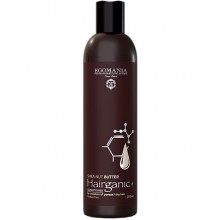 EGOMANIA Hairganic+ Shea Nut Butter Conditioner - Кондиционер с маслом ши для пористых сухих волос 250мл