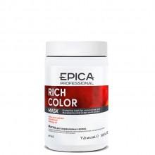 EPICA Professional RICH COLOR MASK - Маска для окрашенных волос с маслом макадамии и экстрактом виноградных косточек 250мл