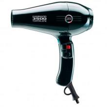 GAMMA PIU 076черн/3500 TOURMALIONIC 2500W BLACK - Профессиональный фен для волос ЧЁРНЫЙ 2500 Вт