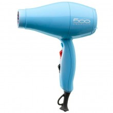 GAMMA PIU 086 500 COMPACT SKY BLUE 2000W - Профессиональный фен для волос Компакт ГОЛУБОЙ 2000 Вт