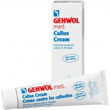 GEHWOL Med Callus Cream - Крем для загрубевшей кожи 125мл