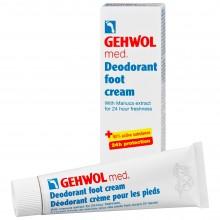 GEHWOL Med Deodorant foot cream - Крем-дезодорант для Ног 75мл