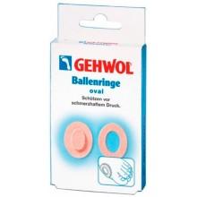 GEHWOL Ballenringe Oval - Накладки кольца Овальные 6шт