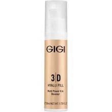 GIGI 3D HYALU FILL Booster - Крем-филлер с гиалуроновой кислотой для заполнения морщин 50мл
