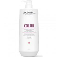 Goldwell Dualsenses Color Brilliance Conditioner - Кондиционер для блеска окрашенных волос 1000мл