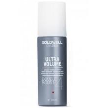 Goldwell StyleSign Ultra Volume Double Boost - Интенсивный спрей для прикорневого объема 200мл