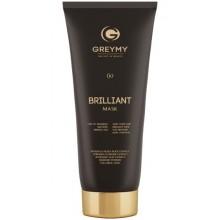 GREYMY BRILLIANT MASK - Маска для волос Бриллиантовая 200мл