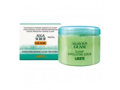 GUAM ALGA Exfoliating Scrub - Увлажняющий Скраб для Тела 700гр