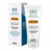 GUAM DUO Snellente Crema Notte - Крем Ночной Интенсивный против Жировых Отложений 200мл