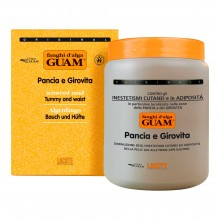 GUAM FANGHI D'ALGA Pancia e Girovita - Маска Антицеллюлитная для Живота и Талии 1000гр
