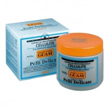 GUAM FANGHI D'ALGA Speciale Pelli Delicate - Маска Антицеллюлитная для Чувствительной Кожи с Хрупкими Капилярами 500гр