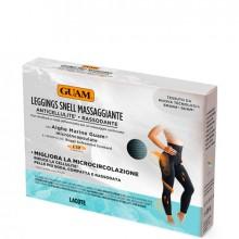 GUAM LEGGINGS Snell Massaggiante L/XL (46-50) - Леггинсы с массажным эффектом GUAM, L/XL (46-50), 1шт