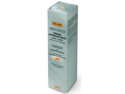 GUAM TOURMALINE Crema Liporiducente - Крем антицеллюлитный c жиросжигающим эффектом с микрокристаллами Турмалина 200мл