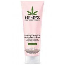 HEMPZ Creme In Shower Blushing Grapefruit & Raspberry - Хемпз Кондиционер для Душа Грейпфрут и Малина 250мл