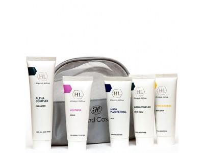 Holy Land Travelling Set for DRY skin - Комплект для путешествий для СУХОЙ кожи 5 препаратов