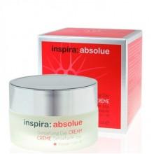 inspira:cosmetics inspira:absolue Detoxifying Day CREAM Regular - Детоксицирующий легкий увлажняющий дневной крем 50мл