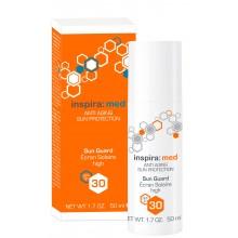 inspira:cosmetics inspira:med Sun Guard SPF30 - Солнцезащитная эмульсия СЗФ30, 50мл