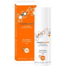 inspira:cosmetics inspira:med Sun Guard SPF30 - Солнцезащитная эмульсия СЗФ30, 150мл
