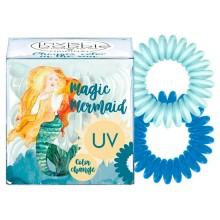 invisibobble Magic Mermaid Ocean Tango - Резинка-браслет для волос 3шт