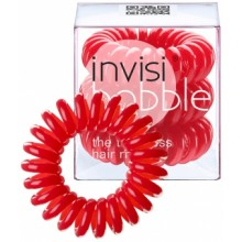 Invisibobble Classic Raspberry Red - Резинка-браслет для волос, цвет Ярко-красный 3ш