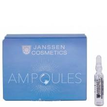 JANSSEN Cosmetics Ampoules Аnti-Couperose (couperosed skin) - Антикупероз (куперозная кожа) 3 х 2 мл