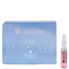 Janssen Cosmetics Ampoules Caviar Extract - Ампулы для лица и шеи с Экстракт икры (супервосстановление) 3 х 2мл