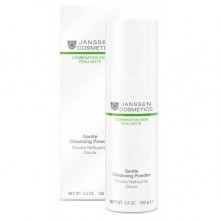 JANSSEN Cosmetics Combination Skin Gentle Cleansing Powder - Мягкая очищающая пудра 100 гр