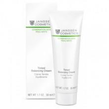 JANSSEN Cosmetics Combination Skin Tinted Balancing Cream - Балансирующий крем с тонирующим эффектом 50 мл