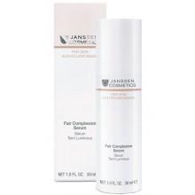JANSSEN Cosmetics Fair Skin Fair Complexion Serum - Интенсивно осветляющая сыворотка 30мл
