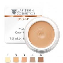 JANSSEN Cosmetics MAKE UP 02 Perfect Cover Cream - Тональный крем-камуфляж ТОН 2. 5мл