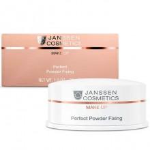 JANSSEN Cosmetics MAKE UP Perfect Powder Fixing - Специальная пудра для фиксации макияжа 30гр