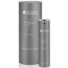 JANSSEN Cosmetics PLATINUM CARE Day Cream - Реструктурирующий дневной крем с пептидами и коллоидной платиной 50мл