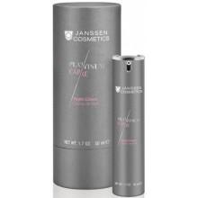JANSSEN Cosmetics PLATINUM CARE Night Cream - Реструктурирующий ночной крем с пептидами и коллоидной платиной 50мл