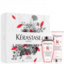 Kerastase Genesis Spring Set - Набор Весенний против выпадения волос (Шампунь + молочко) 250 + 200мл