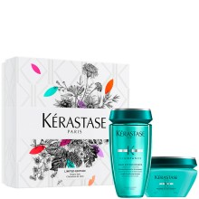 Kerastase Résistance Extentioniste Spring Set - Набор Весенний для восстановления волос (шампунь + маска) 250 + 200мл