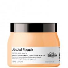 L'Oreal Professionnel Absolut Repair Masque - Маска кремовая для очень поврежденных волос 500мл