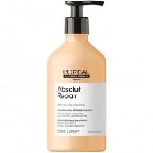 L'Oreal Professionnel Absolut Repair Shampoo - Восстанавливающий шампунь для очень поврежденных волос 500мл