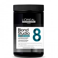 L'Oreal Professionnel Blond Studio Bonder Inside Lightening Powder 8 - Обесцвечивающая пудра для мульти техник с Бондингом 500гр