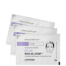 LA BIOSTHETIQUE DERMOSTHETIQUE ANTI-AGE Patch Gel Liftant - Антивозрастной клеточно-активный гидрогель для кожи вокруг глаз с мгновенным лифтинг-эффектом (патчи в форме бобов) 10 х 2шт