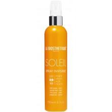 LA BIOSTHETIQUE METHODE SOLEIL Spray Invisible Corps (SPF 30) - Спрей водостойкий солнцезащитный для тела с высокоэффективной системой фильтров (SPF 30) 150мл