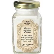 La Sultane de Saba ARGAN Anti-Ageing Face Cream - Крем для лица Питательный АРГАН/АПЕЛЬСИНОВЫЕ ЦВЕТЫ 300мл
