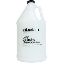 label.m Cleanse Deep Cleansing Shampoo - Шампунь Глубокая Очистка 3750мл