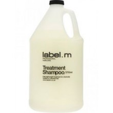 label.m Cleanse Treatment Shampoo - Шампунь Активный Уход 3750мл