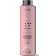 LAKME TEKNIA NEW! COLOR STAY SHAMPOO - Бессульфатный шампунь для защиты цвета окрашенных волос 1000мл