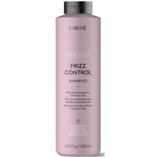 LAKME TEKNIA NEW! FRIZZ CONTROL SHAMPOO - Бессульфатный дисциплинирующий шампунь для непослушных или вьющихся волос 1000мл
