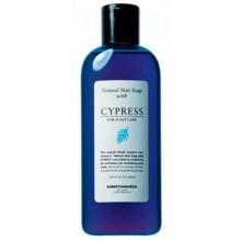 Lebel Natural Hair Soap Treatment Shampoo Cypress - Шампунь с хиноки (японский кипарис) 240 мл