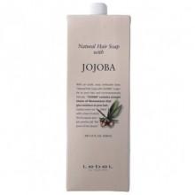 Lebel Natural Hair Soap Treatment Jojoba - Шампунь с маслом жожоба 1600 мл
