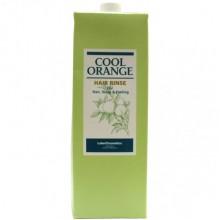 Lebel Cool Orange Hair Rinse - Бальзам-ополаскиватель «Холодный Апельсин» 1600 мл